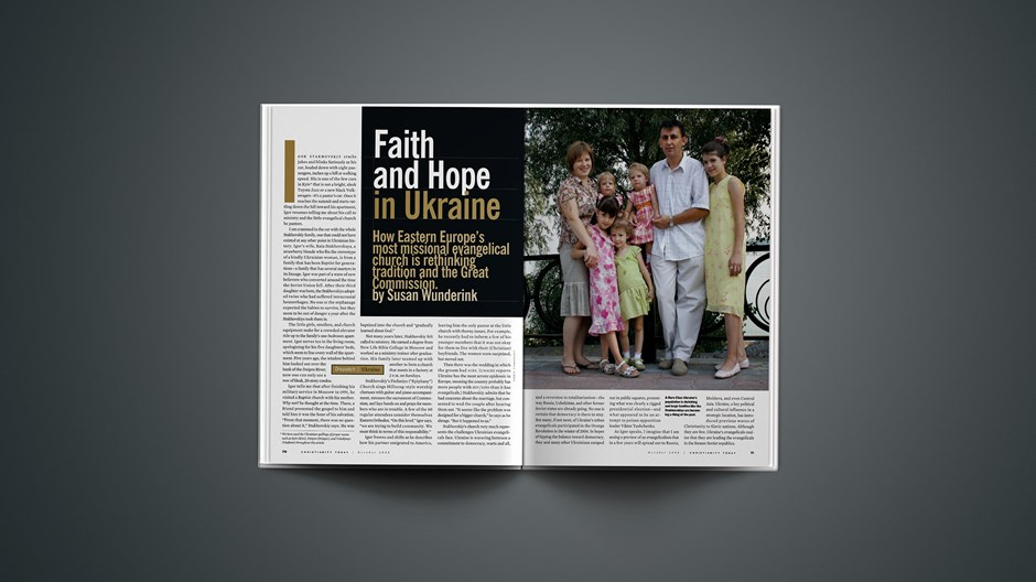 Faith and Hope in Ukraine