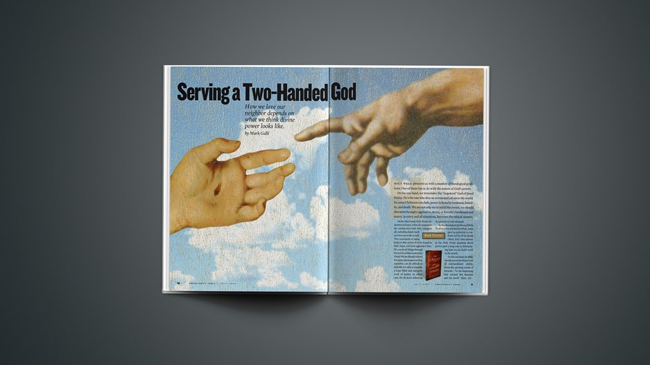 Serving a Two-Handed God