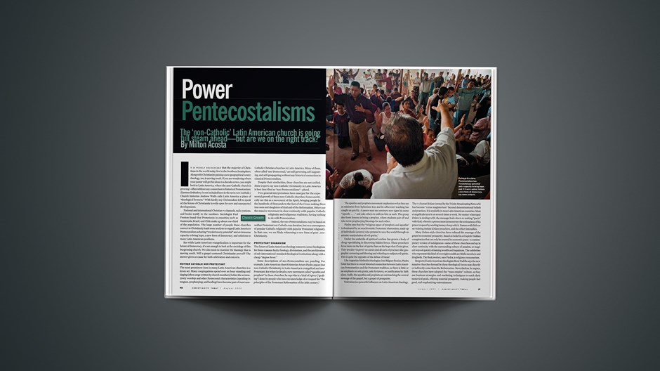 Power Pentecostalisms