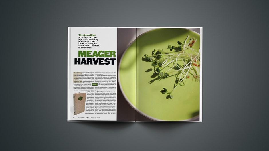 Meager Harvest