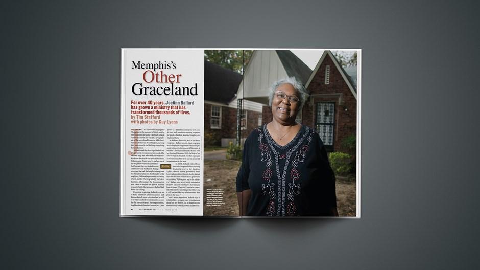 Memphis's Other Graceland