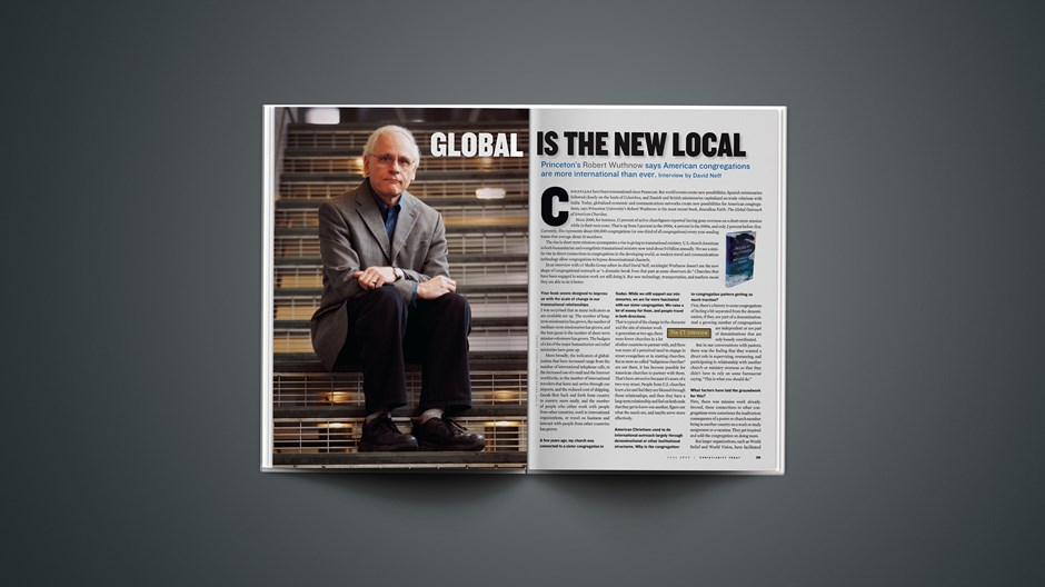 Global is the New Local