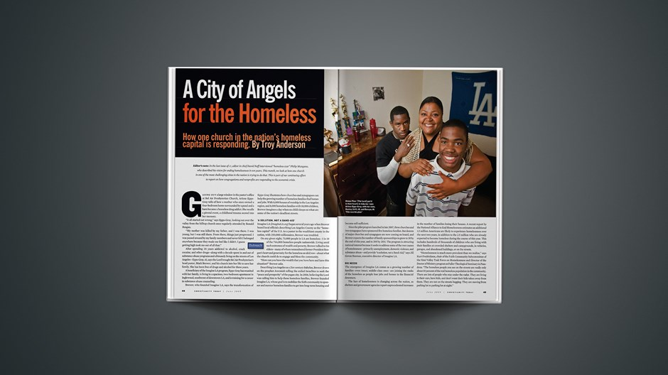 A City of Angels for the Homeless