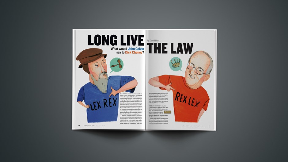 Long Live the Law