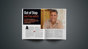 Tullian Tchividjian: Out of Step and Fine with It