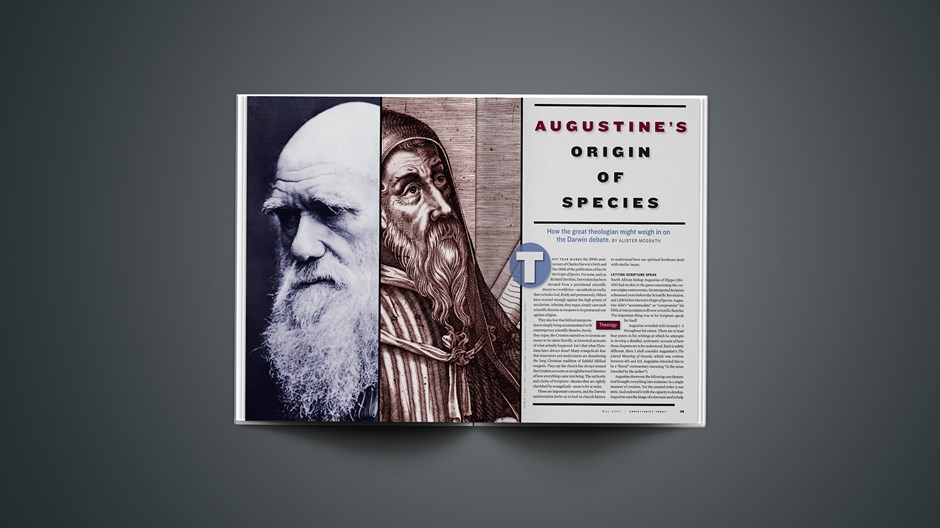 Augustine's Origin of Species