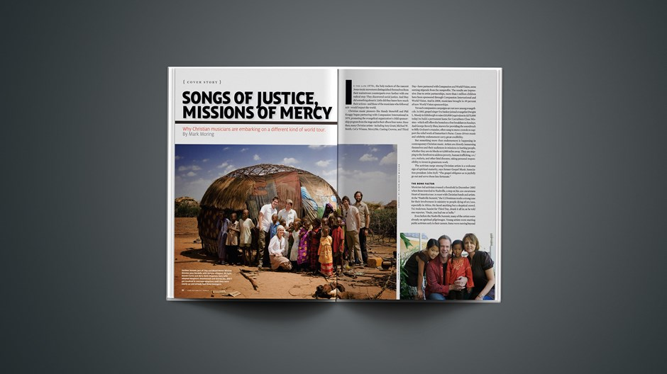 Songs of Justice, Missions of Mercy