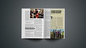 Jars of Clay: Clean Water, Clean Blood