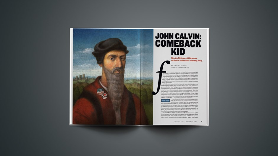 John Calvin: Comeback Kid
