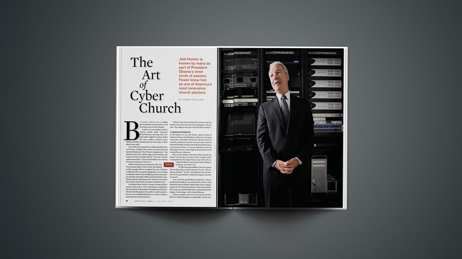 The Art of Cyber Church