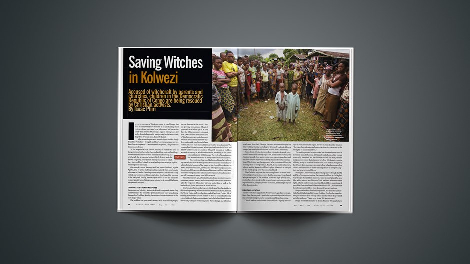 Saving Witches in Kolwezi