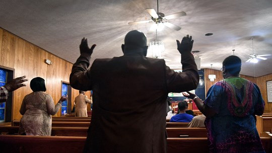 Why Black Protestants and Evangelicals Still Preach Politics