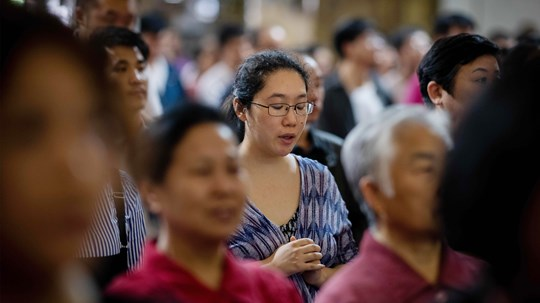 Praying for Hong Kong Is Politically Disruptive—Even in America