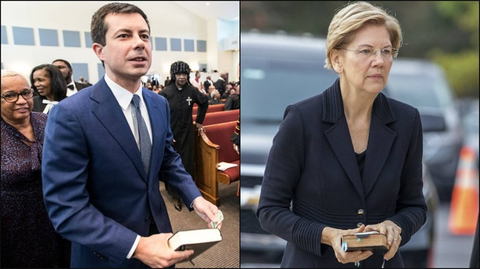The Democratic Candidates' Favorite Bible Verses