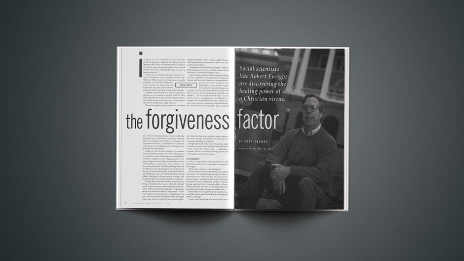 The Forgiveness Factor