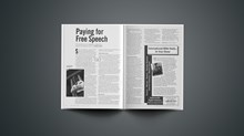 Paying for Free Speech
