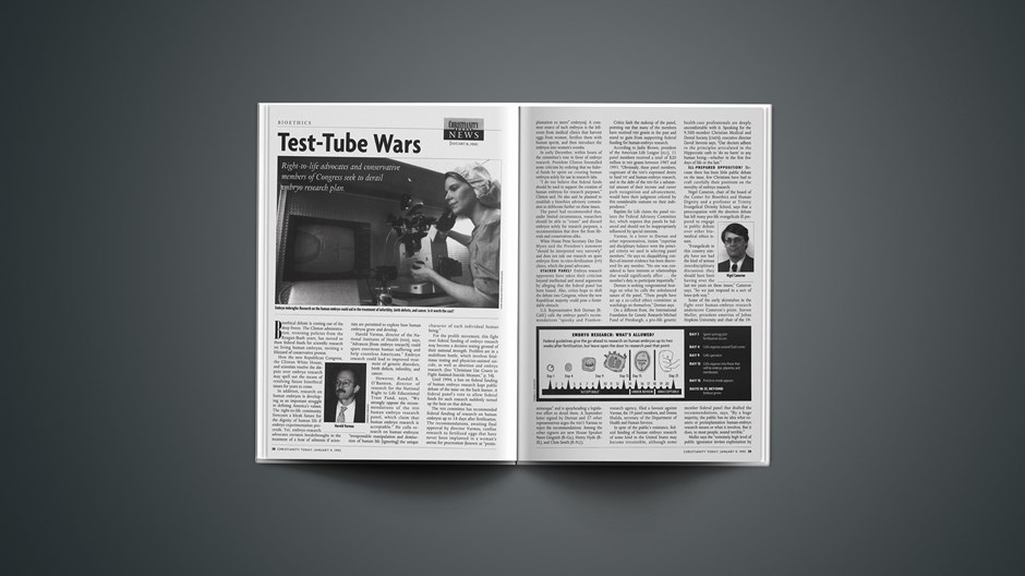 Test-Tube Wars