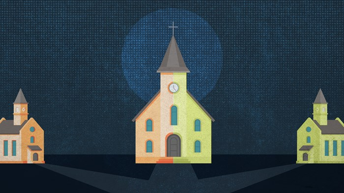 The New Math of Church Mergers