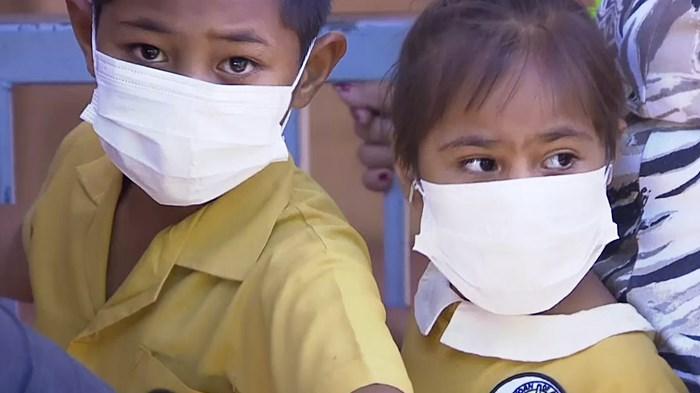 Samoa Bans Kids from Church as Measles Outbreak Kills 63