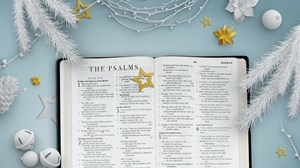 Let the Psalms Be Your Guide This Advent
