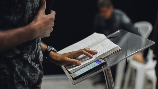 Preaching as a Spiritual Discipline