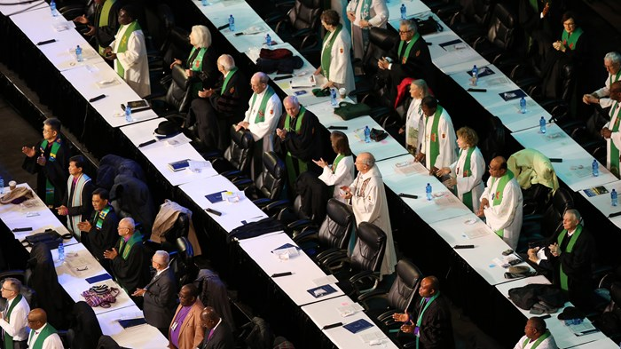 Methodists Agree on Compromise to Split Denomination