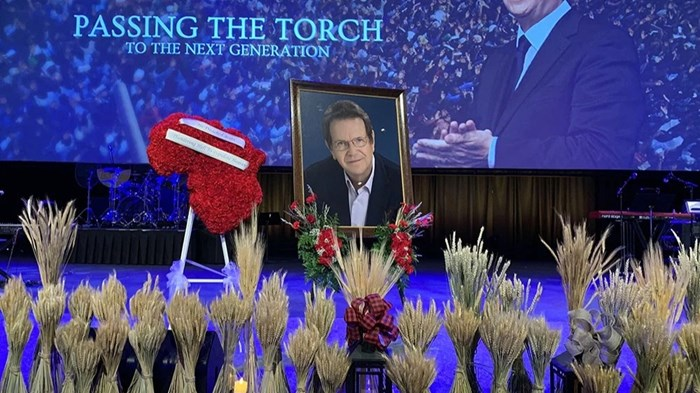 At Reinhard Bonnke's Memorial Service, Thousands Celebrate His Massive Harvest in Africa
