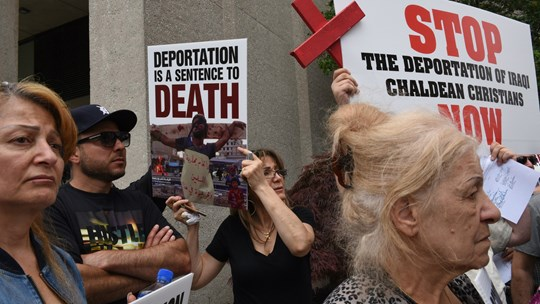 US Court Ruling Renews Iraqi Christians' Deportation Fears