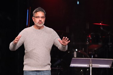 Mark DeYmaz at Mosaix's Multiethnic Church Conference