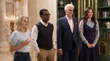 The Good Place Finds Meaning in the End