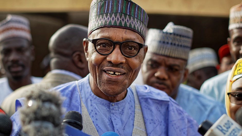Buhari: Pastor Andimi's Faith Should Inspire All Nigerians