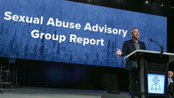 SBC Recalls 'Year of Waking Up' Since Abuse Investigation
