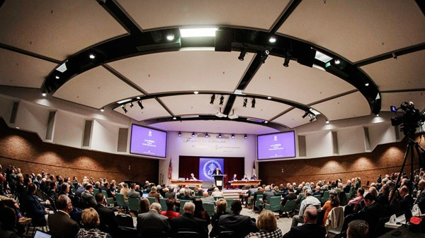 Southern Baptists Disfellowship Church Over Abuse for the First Time