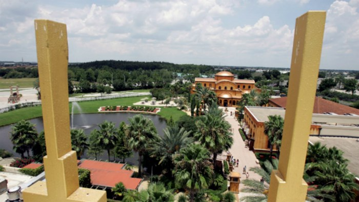Holy Land Experience Lays Off Workers