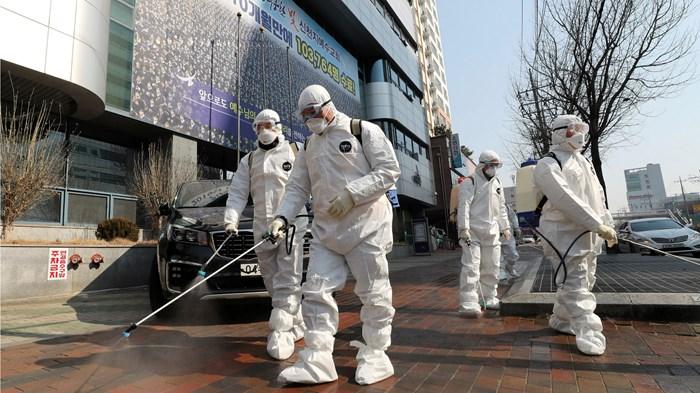 500 of Korea's 1,000 Coronavirus Cases Tied to Shincheonji Church