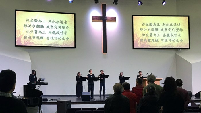 Chinese American Churches on the Frontlines of Coronavirus Vigilance