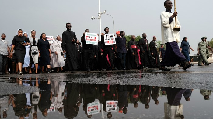 Nigeria's Government Agrees: Islamist Terrorists Target Christians
