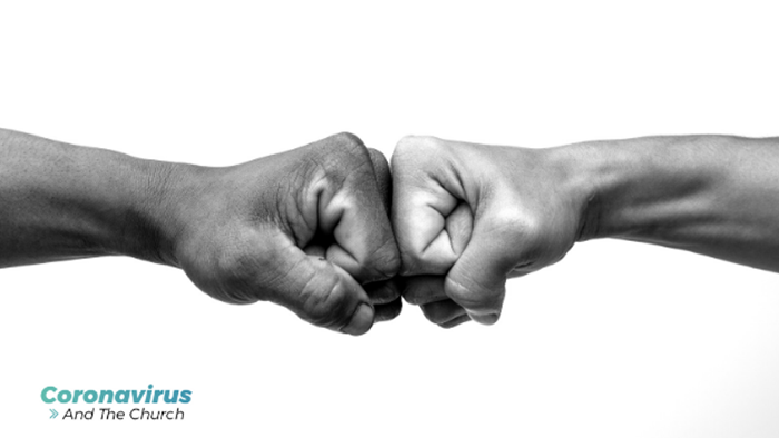Greet One Another with a Fervent Fist-Bump? What Churches are Doing in Response to Coronavirus