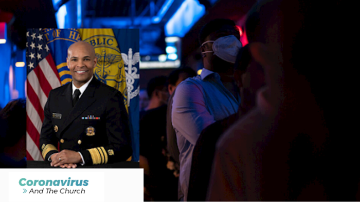 Advice for Churches from the Surgeon General: Preparing Your Church for Coronavirus