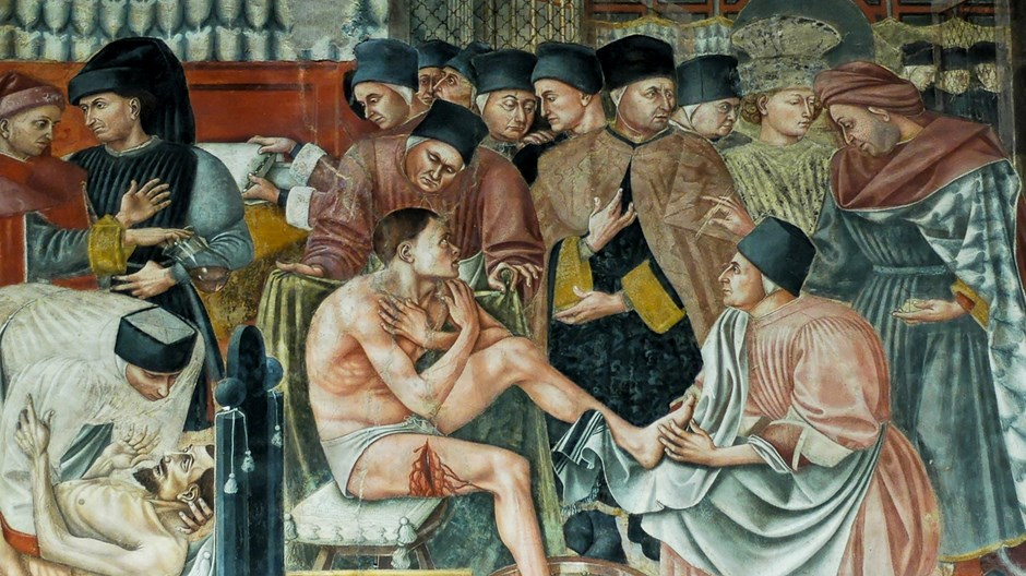 The Health Care Debate, Early Church Style