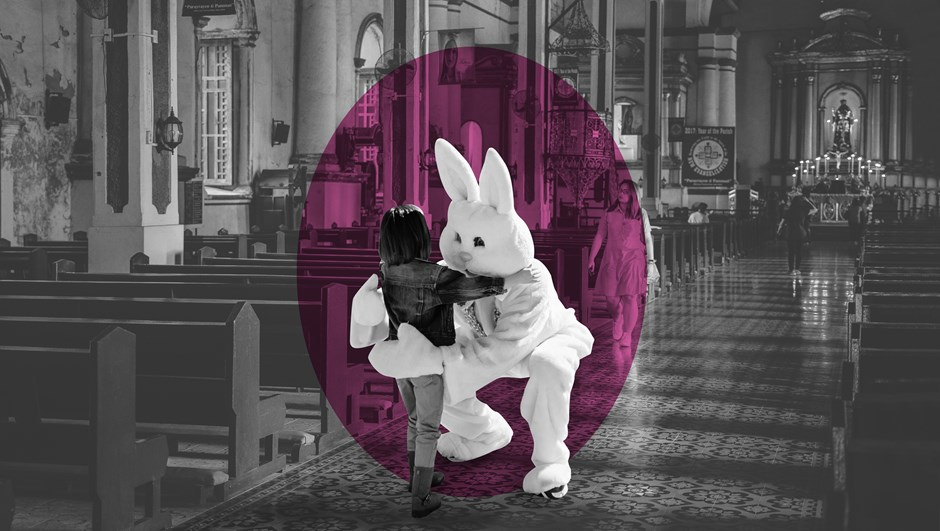 Is It Appropriate to Have the Easter Bunny in Church?