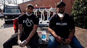 Lecrae's Coronavirus Quarantine: TikTok, Homeless Outreach, and a New Single