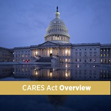 An Overview of the CARES Act for Churches
