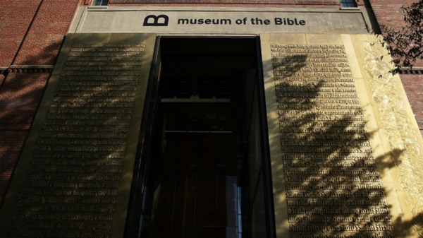 Bible Museum Criticism 'Was Justified,' Founder Says