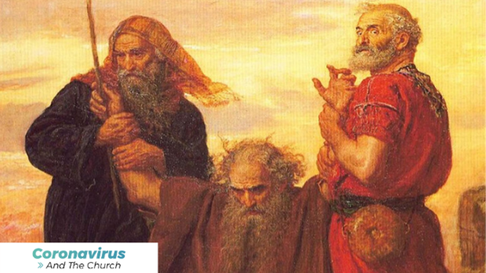 Lessons from Moses: Pastor, You Are Not Alone!