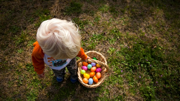 The Egg Hunt Must Go On? Churches Reconfigure Options for Easter