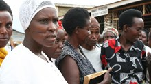 Rwanda Ministry Brings Genocide Survivors Hope