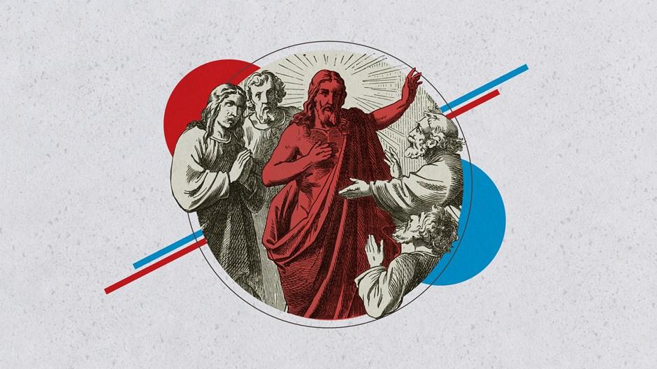 부활은 상징이 아닙니다. 사실입니다.