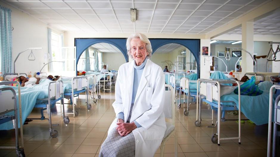 'Mother Teresa of Our Age' Talks to Her.meneutics