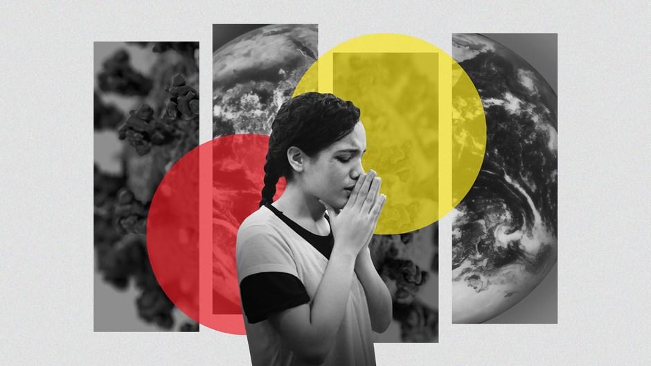 在接近大流行高峰期,我们能作出的另外20项祷告